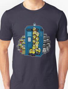 Behind You Doc Minion Unisex T-Shirt