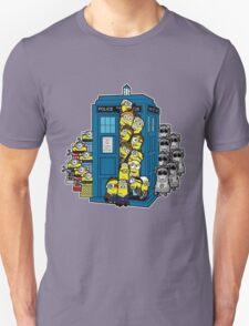 Behind You Doc Minion T-Shirt