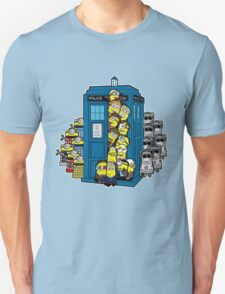 Behind You Doc Minion Unisex T-Shirt
