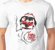 Fear and Loathing on Sesame Street Unisex T-Shirt