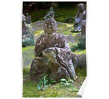 Stone Buddha 01 Poster