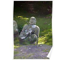 Stone Buddha 03 Poster