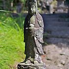 Stone Statue 03 by Elvis Diéguez