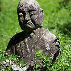 Stone Buddha 06 by Elvis Diéguez