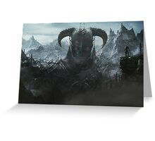 Skyrim - Nord Greeting Card