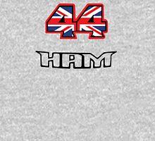 44 Brit flag HAM  Unisex T-Shirt