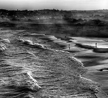 Nth Curl Curl Evening by Ian English