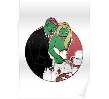 Zombie Wedding Poster