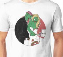 Zombie Wedding Unisex T-Shirt