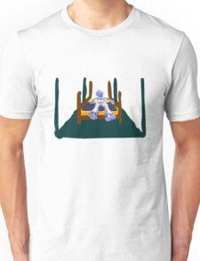 Sleeping Ragdoll Unisex T-Shirt