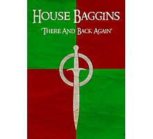 House Baggins - Collection Photographic Print