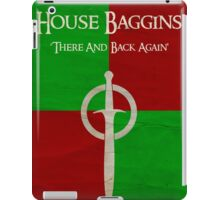 House Baggins - Collection iPad Case/Skin