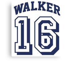 Scott Walker 16 Canvas Print