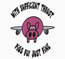 Pigs Fly Fine by zzzeeepsdesigns