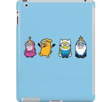 Minions Time iPad Case/Skin