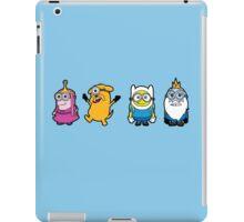 Minions Time iPad Case/Skin
