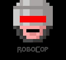 RoboCop 8bit by prometheus31