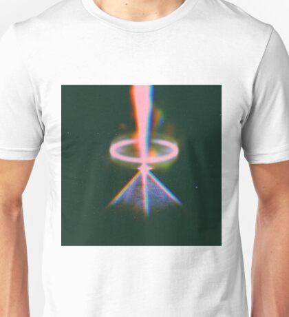 Holographic Ringsurgence  Unisex T-Shirt