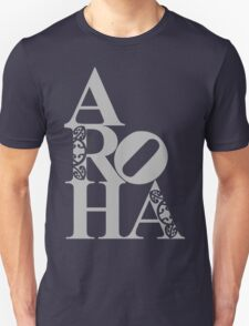 Aroha (love) to the people T-Shirt