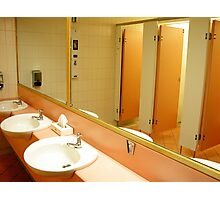"""""""pink loos"""" Photographic Print"""