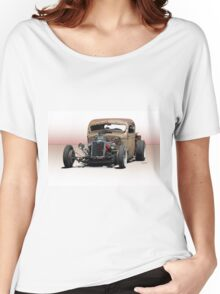 Rat Rod Pickup 'Hemified' Women's Relaxed Fit T-Shirt