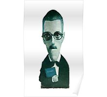 James Joyce Poster