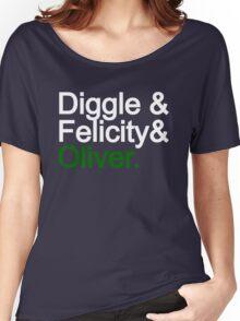Team Arrow Women's Relaxed Fit T-Shirt