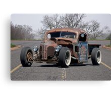 1940 REO Pickup 'Speed Rat' Canvas Print