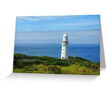 Cape Otway Lighthouse Greeting Card
