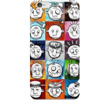 Headaches iPhone Case/Skin