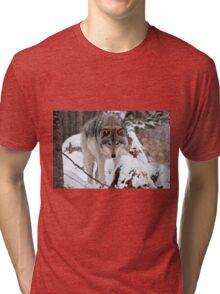 Patrolling  Tri-blend T-Shirt