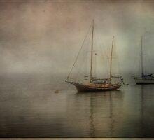 Afloat on the Morning Fog by Glenn Gilbert
