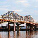 Bridge of Decatur Al. by Colleen Rohrbaugh