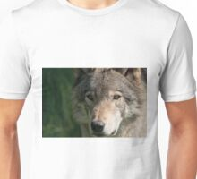Timberwolf - Acrylic painting treatment in PS3 Unisex T-Shirt