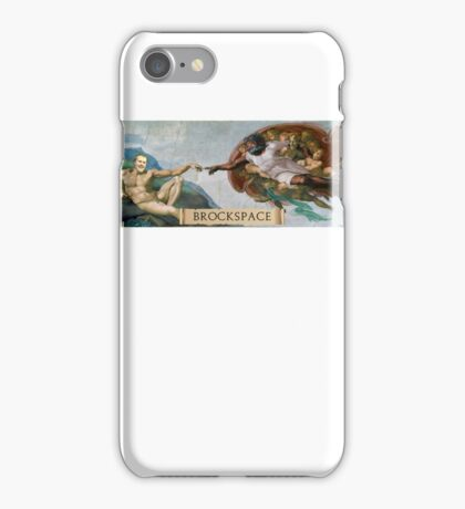 The Creation of Brock iPhone Case/Skin