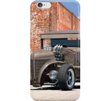 1934 Ford 'Six Pack Rat' Pickup iPhone Case/Skin
