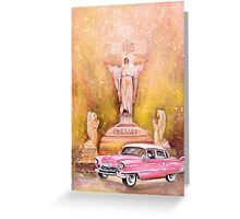 Graceland Authentic Greeting Card