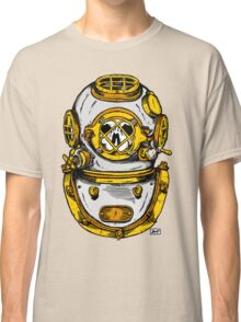 Diving Helmet Classic T-Shirt