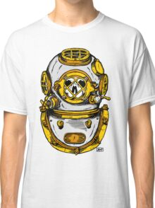 Diving Helmet Classic T-Shirt