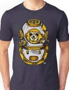 Diving Helmet Unisex T-Shirt