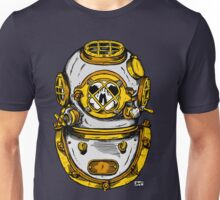 Diving Helmet Unisex T-Shirt