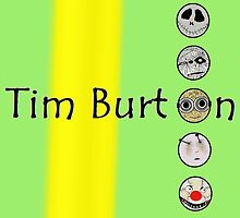 Tim Burton by Your-Icarus