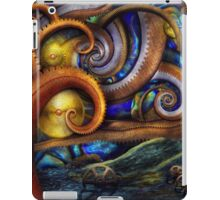 Steampunk - Starry night iPad Case/Skin