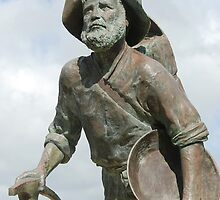 ''Gold Prospector'' Palmer River Goldrush. by bowenite