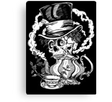 Pennyroyal Teaparty Canvas Print