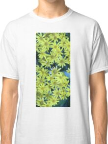 Yellow Blossoms Collection Classic T-Shirt