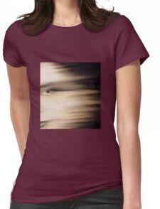 Drained Womens Fitted T-Shirt
