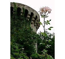 Castle of the Dolorous Tower Photographic Print