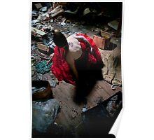 Red Dress Affair Poster