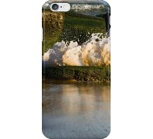 Little Explosion - Beachcomber Series iPhone Case/Skin